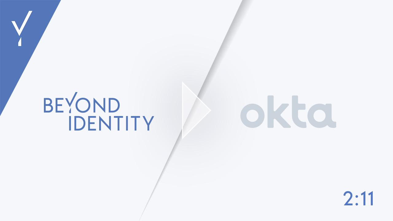 Okta video