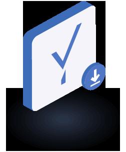 BI download authenticator